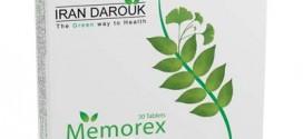 قرص گیاهی تقویت کننده حافظه ممورکس