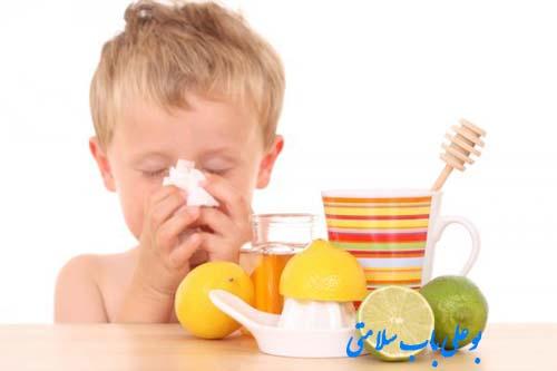 میوه و سرماخوردگی