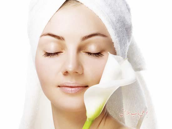 زیبایی پوست صورت با طب سنتی