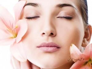 سفید کردن پوست صورت در طب سنتی