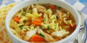 سوپ جوجه در درمان سرماخوردگی