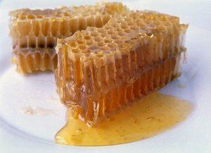 موم عسل درمان زخم گوارش