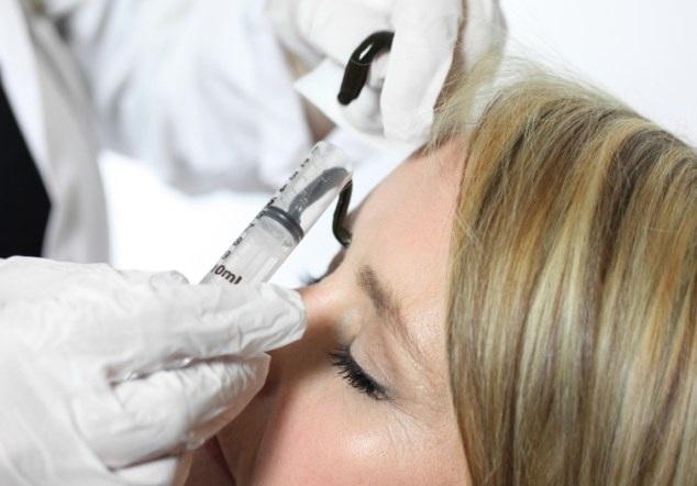زالو درمانی صورت
