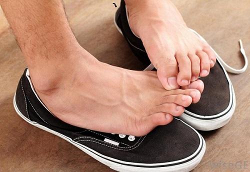 عرق پا